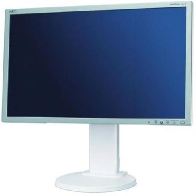 монитор NEC E231W Silver-White