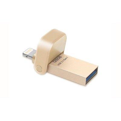 флешка A-Data 128GB AI920 Gold