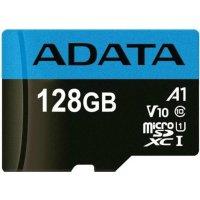 Карта памяти A-Data 128GB AUSDX128GUICL10A1-R