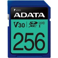 Карта памяти A-Data 256GB ASDX256GUI3V30S-R
