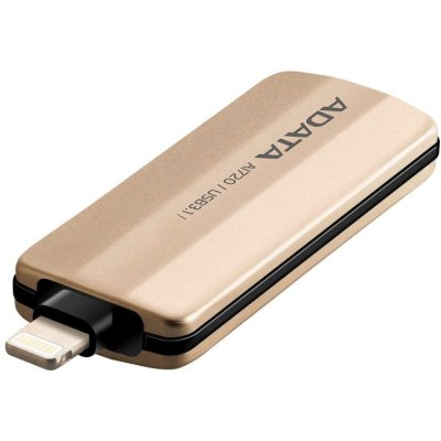 флешка A-Data 32GB AI720 Gold