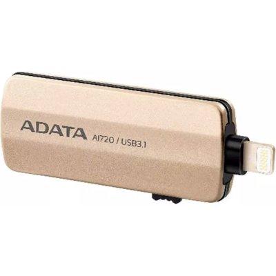 флешка A-Data 64GB AI720 Gold
