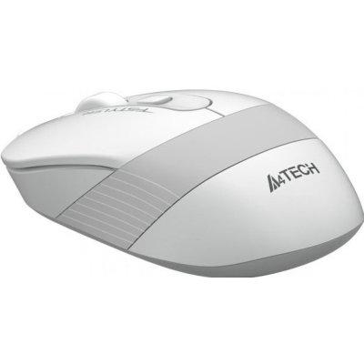 мышь A4Tech Fstyler FG10 White-Grey