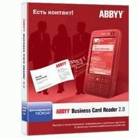 Перевод, распознавание и преобразование текста ABBYY ABCR-20NB1U-102