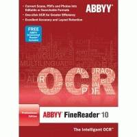 Перевод, распознавание и преобразование текста ABBYY AF10-1S1B01-102