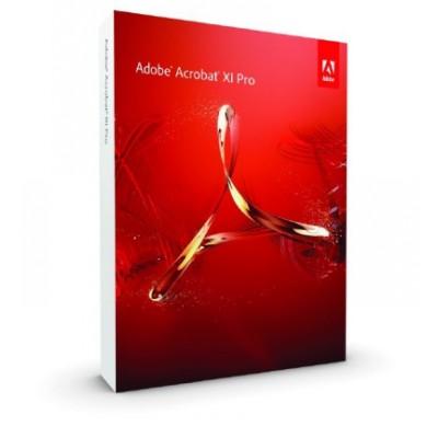 графика и моделирование Acrobat Professional 11 Multiple Platforms International English 65195519AD01A00
