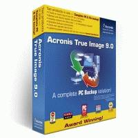 Программное обеспечение Acronis True Image Home 2009 ATI2009BOX