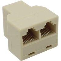 Адаптер проходной 5bites LY-US027