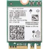 Адаптер Wi-Fi Intel AX210.NGWG.NV