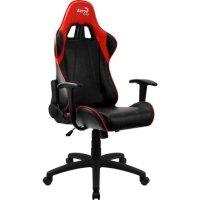 Игровое кресло AeroCool AC100 AIR Black-Red