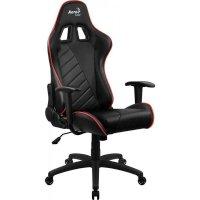 Игровое кресло AeroCool AC110 AIR Black-Red