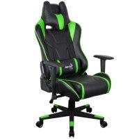 Игровое кресло AeroCool AC220 AIR-BG