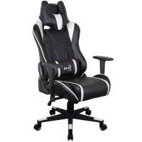 Игровое кресло AeroCool AC220 AIR-BW