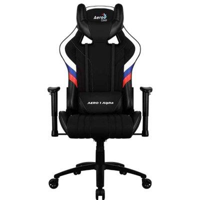 игровое кресло AeroCool Aero 1 Alpha RUS