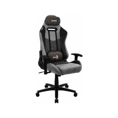 игровое кресло AeroCool Duke Ash Black