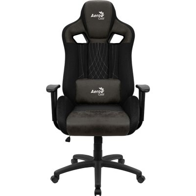 игровое кресло AeroCool Earl Iron Black