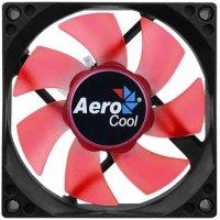 Кулер AeroCool Motion 8 Red-3P
