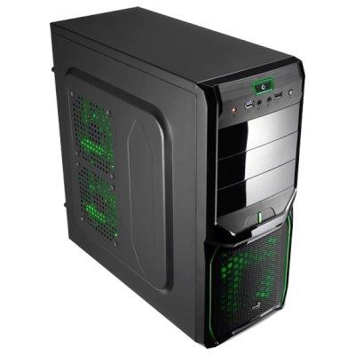 корпус AeroCool V3X Advance Evil Green Edition 700W