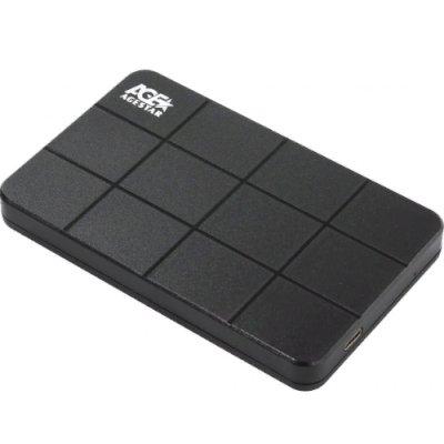контейнер для жесткого диска AgeStar 3UB2P1 Black