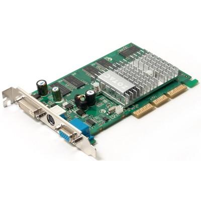 видеокарта AGP 128Mb Zotac ZT-52FA121-HSS