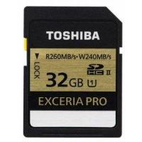 Карты памяти Toshiba