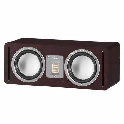 акустика центрального канала Audiovector QR C Dark Walnut Veneer