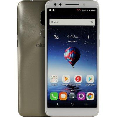 смартфон Alcatel 3X 5058I Gold