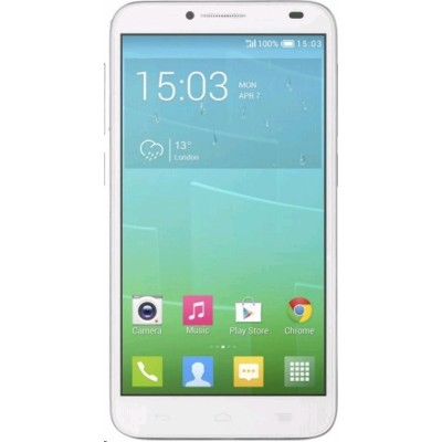 смартфон Alcatel OneTouch IDOL 2 6037Y White