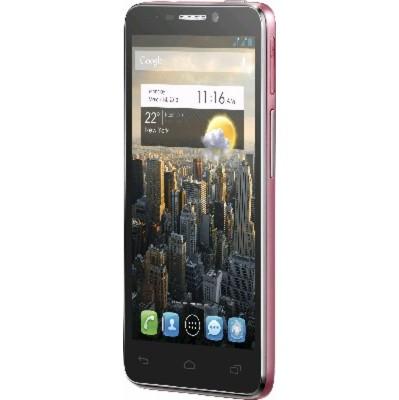 смартфон Alcatel OneTouch IDOL OT6030D Pink