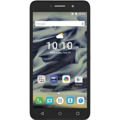 смартфон Alcatel Pixi 4 9001D Volcano Black
