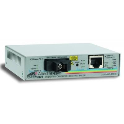 медиаконвертер Allied Telesis AT-FS238A-1-60