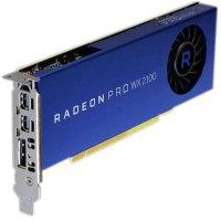 Видеокарта AMD Radeon Pro WX 2100 2Gb 100-506001