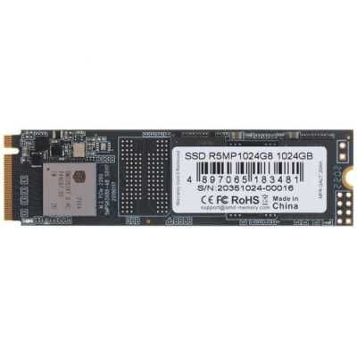 SSD диск AMD Radeon R5 Series 1Tb R5MP1024G8