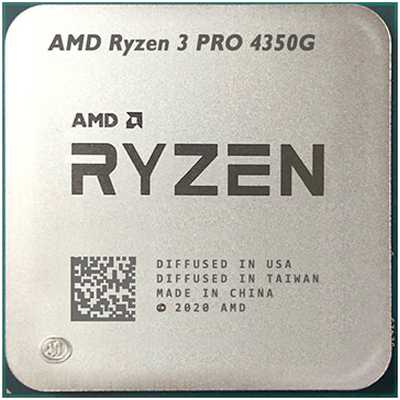 процессор AMD Ryzen 3 Pro 4350G OEM