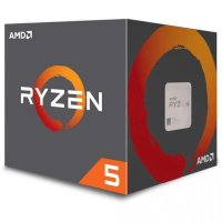 Процессор AMD Ryzen 5 1600 BOX YD1600BBAFBOX