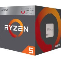 Процессор AMD Ryzen 5 2400G BOX