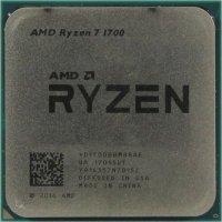 Процессор AMD Ryzen 7 1700 OEM