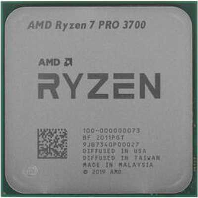 процессор AMD Ryzen 7 Pro 3700 OEM