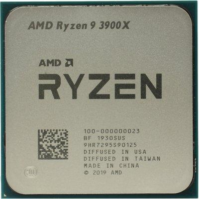 процессор AMD Ryzen 9 3900X OEM