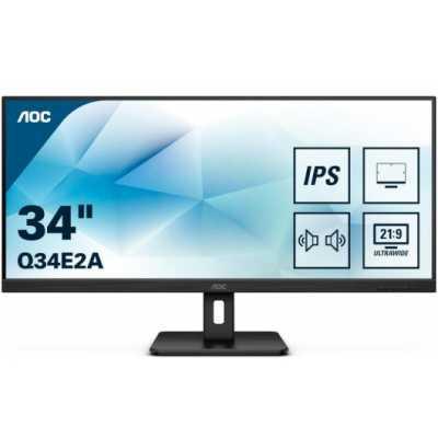 монитор AOC Q34E2A