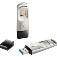 Флешка Apacer 64GB AH651 Silver