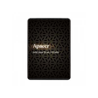 SSD диск Apacer AS340X 480Gb AP480GAS340XC-1