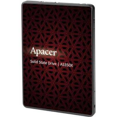 SSD диск Apacer AS350X 512Gb AP512GAS350XR-1