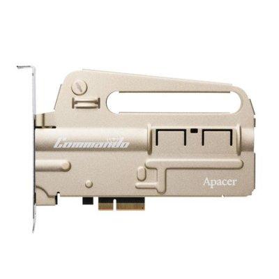 SSD диск Apacer PT920 Commando 240Gb AP240GPT920Z8G-1