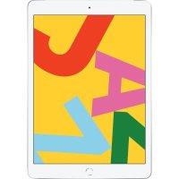 Планшет Apple iPad 2019 10.2 128Gb Silver Wi-Fi+Cellular MW6F2RU-A