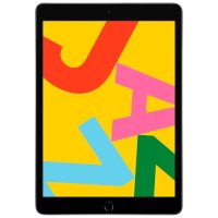 Планшет Apple iPad 2019 10.2 128Gb Space Grey Wi-Fi MW772RU-A