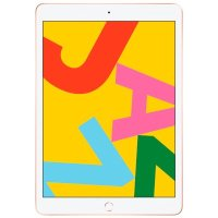 Планшет Apple iPad 2019 10.2 32Gb Gold Wi-Fi MW762RU-A