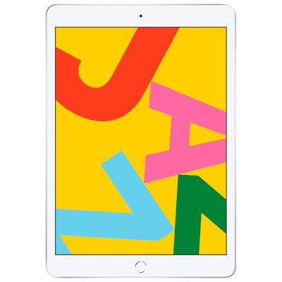 планшет Apple iPad 2019 10.2 32Gb Silver Wi-Fi MW752RU-A