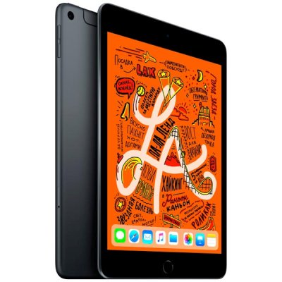 планшет Apple iPad mini 2019 64Gb Wi-Fi+Cellular MUX52RU/A