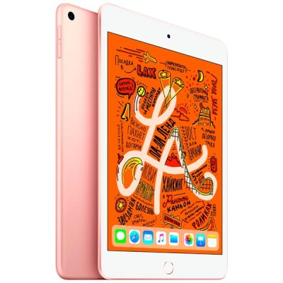 планшет Apple iPad mini 2019 64Gb Wi-Fi MUQY2RU/A